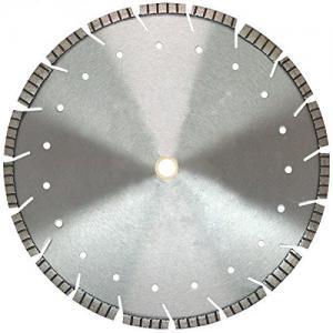 Buy cheap 16 Inch Multi-Purpose Laser Welded Drop Segmented Turbo Diamond Blade from wholesalers