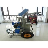 China Scientific Layout Polyurethane Spray Machine 3 Phase 4 Wire Electrical Source wholesale