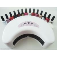 China Less Than 12W LED Nail UV Lamp With ROHS Certificate, LED Base Gel wholesale