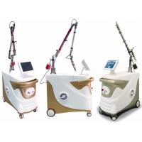 China Electro Optically Q-Switch Laser Picosecond Tattoo Removal Machine Energy Saving wholesale
