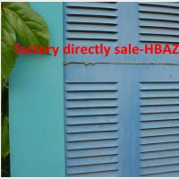 China louver sound barrier,louver sound barrier wall,louver noise barrier wall wholesale