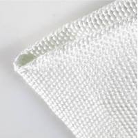 China Heat Insulation Texturized Glass Fibre Fabric 2626 High Tensile Strength wholesale