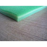 China Three Layer Compound Dust Proof Sponge Foam Air Filter Material wholesale