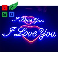 China Outdoor Neon Sign New Design Hot Sale Standing Decoration Sign wholesale