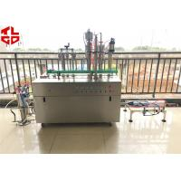 China Wedding Snow Sprays / Party Strings Automatic Aerosol Filling Machine For Party Festivals Celebration wholesale