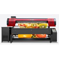 China Sublimation Printing Machine USB2.0 Interface With 2880 Nozzles 2 Heads wholesale