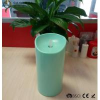 China Wedding Decorative Flicker Moving Flame Led Candles With Remote Control wholesale