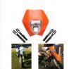 Multi Color KTM Dirt Bike Motorcycle Driving Lights High Brightness Longer Life for sale