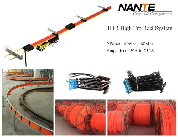 Quality HTR series Low-Power Mobile Devices Seamless Insulated Conductor Bar for sale