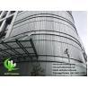 China 3003 Aluminum Alloy Facade Aluminium Composite Panel For Hospital Wall wholesale