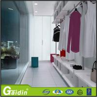 China Modern household online furniture stores laminate walk in wardrobe pole system wholesale