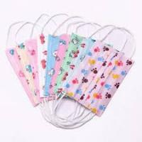 China Particulator Children'S Disposable Face Masks Olded Shape Anti Smoking on sale