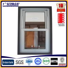 China American Style aluminium single hung windows double hung windows wholesale