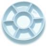 China 注文の芸術の絵画付属品のきれいになること容易な陶磁器の水彩画のパレット wholesale