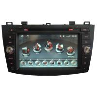 China Mazda 3 Car Dual Zone Bluetooth DVD GPS Player with DVB-T / ISDB-T / USB / SD wholesale