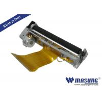 China Metal Frame Ticket Printer Mechanism Easy Paper Loading For Medical Equipment wholesale
