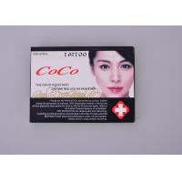 China Lip Tattooing Coco Instand Anesthetic Lip Paste Topical Anesthetic Cream wholesale