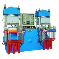 China 300 Ton Vial Butyl Rubber Stopper Molding Machine For Medical Glass Bottle on sale