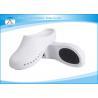 China Professional White Rubber Unisex Clogs Hospital Shoes for Nurses wholesale