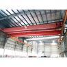 China Puente rodante dobles de la viga de 50 T para el taller industrial wholesale