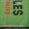 China Custom Size 350G PVC Vinyl Mesh Banners wholesale