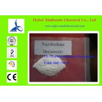 China CAS 360-70-3 Weight Loss Steroids Nandrolone Decanoate White Crystaline Powders wholesale