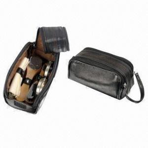 China Shoe shine product, made of genuine leather wholesale