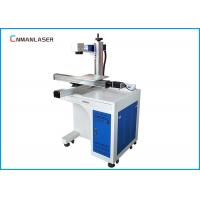 China 20 W Dynamic Laser Marking Machine For Metal Serial Number Batch Code Expire Date wholesale