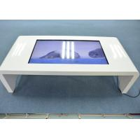 China 46 inch Touch Screen Glass Table Interactive Multi touch ROHS  FCC on sale