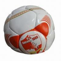 China 5# Handmade FCB Football with Rubber Bladder wholesale
