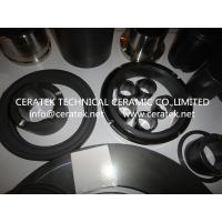 China Sintered Silicon Carbide Ceramic seal ring also called ssic ceramic on sale