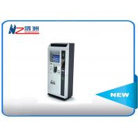 China All In One Touch Screen Information Kiosk 19 Inch Interactive Kiosk With WIFI wholesale