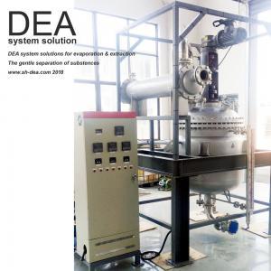 China Electric Heat Evaporation Machine / Thermal Vacuum Distillation Equipment wholesale