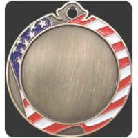 Antique Blank Medallion