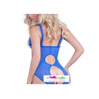 China HOT Sexy Lady jumpsuit Outfit Costume Fancy Erotic Teddy Lingerie Dress wholesale