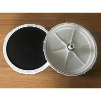 China 8 Inch Membrane Disc Fine Air Bubble Diffuser For Aeration Of Fish Shrimp Ponds wholesale