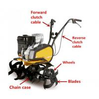 Buy cheap Multi-Fuction Cultivator Tiller Rotary Cultivator Diesel Power Tiller from wholesalers