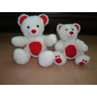 China Mascot Suit Custom Plush Toy Lovely White Bear Conformed to International Safe Standards wholesale