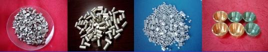 Quality matériaux d'évaporation pour des revêtements de la couche mince for sale