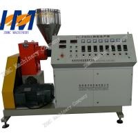 China Single Screw Plastic Film Extrusion Machine Air Cooling High Performance on sale