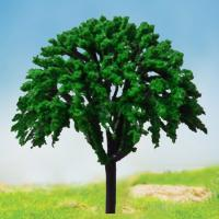 China LAYOUT MODEL TREE Plastic GREEN TREE,FGT02 H:30-130MM wholesale