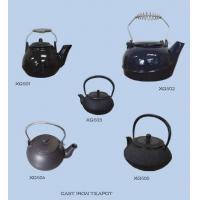 China cast iron kettle and cast iron tea pot wholesale