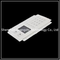 China Riot Proof Wired Keyboard With Touchpad , Digital Medical Keyboard on sale