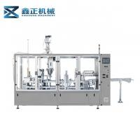 China Industrial Coffee Capsule Filling And Sealing Machine Two Lanes K - Cup on sale