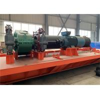 China Water Gate Electric Power Winch , 100~900t Electric Winch With Remote on sale