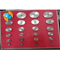 Buy cheap M-100 Globe & Safety Valve Grinding Machine Portable Valve Grinding and Lapping from wholesalers