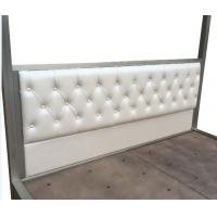 China Contemporary Headboard Upholstered Bedroom Sets NO Folding With Size Custom on sale