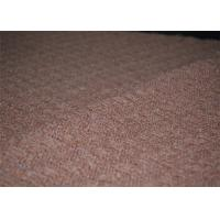 China Customized Colorful Tweed Wool Fabric For Women'S Coat / Upholstery Tweed Fabric wholesale