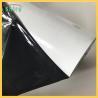 China Filme autoadesivo de aço inoxidável preto/branco da proteção da superfície do filme wholesale