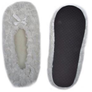 China Aloe Vera Infused Socks Spandex Lovely Slipper Anti Slip wholesale